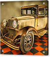 Millers Chop Shop 1929 Dodge Victory Six Before Acrylic Print