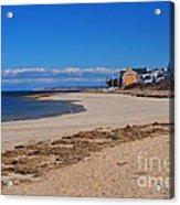 Millway Beach Acrylic Print