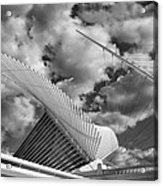Milwaukee Art Center 2 Acrylic Print