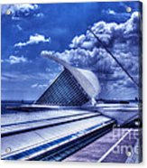Milwaukee Art Museum 1 Acrylic Print