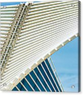 Milwaukee Art Museum Acrylic Print