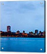 Milwaukee Skyline - Version 1 Acrylic Print