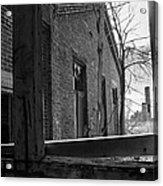 Milwaukee - Solvay Coke And Gas Company  8  Acrylic Print