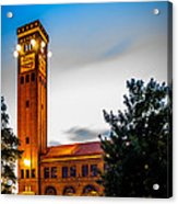 Milwaukee Station Acrylic Print