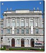 Mimara Museum Zagreb Acrylic Print