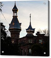 Minaret And Turret Acrylic Print