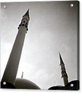 Minarets At Dusk Acrylic Print