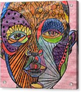 Mind Warp Acrylic Print