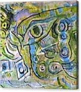Mind's Eye Acrylic Print