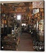 Miner's Shop Acrylic Print