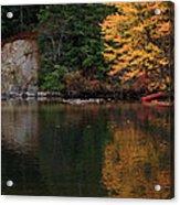 Minge Cove Acrylic Print