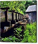 Mingus Mill Acrylic Print