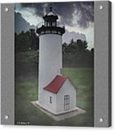 Miniature Lighthouse Acrylic Print