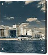 Ministry Of Defence Acrylic Print