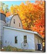 Minnesota Barn Acrylic Print