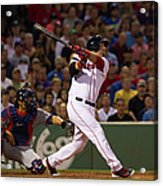 Minnesota Twins V Boston Red Sox Acrylic Print