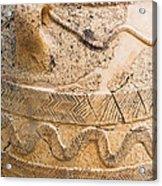 Minoan Jar Acrylic Print