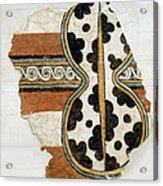Minoan Livestock Painting Acrylic Print