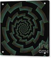 Minotaur's Labyrinth Acrylic Print