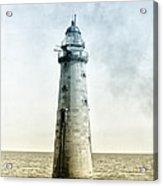 Minots Ledge Lighthouse Acrylic Print