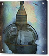 Minsk Acrylic Print by The Stone Age