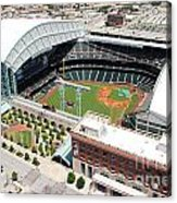 Minute Maid Park Houston Acrylic Print