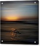 Mirage 1 Acrylic Print by John Magnet Bell