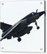 Mirage F1 Acrylic Print