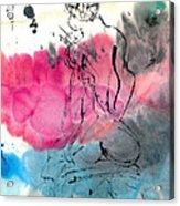 Mirar Mas Alla De Acrylic Print