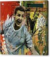 Miroslav Klose Acrylic Print
