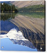 Mirror Lake Banff National Park Canada Acrylic Print