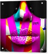 Miss U Acrylic Print