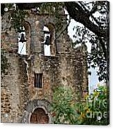 Mission In Summer Acrylic Print