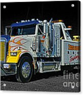 Mission Towing Hdrcatr2999-13 Acrylic Print