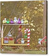 Mississippi Christmas 1 Acrylic Print