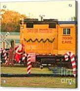 Mississippi Christmas 13 Acrylic Print