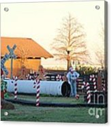 Mississippi Christmas 17 Acrylic Print