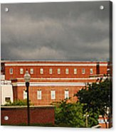Mississippi College Clock Acrylic Print