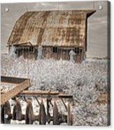 Missouri Barn Acrylic Print