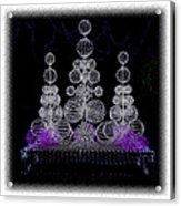 Missouri Botanical Garden Glow Ver 1 Dsc09398 Acrylic Print