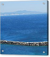 Mistral Trade Wind Acrylic Print
