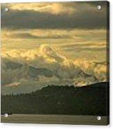 Misty Mountain Hop Acrylic Print