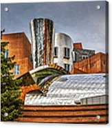 Mit Stata Building Center - Cambridge Acrylic Print