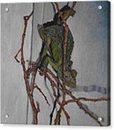 Miyabi The Chameleon Acrylic Print