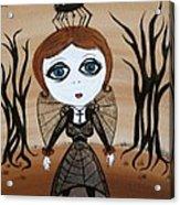 Miz Goth Acrylic Print
