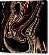 Mk IIic Acrylic Print by Anthony Bean