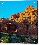 Moab Arches Twist Acrylic Print