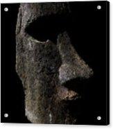 Moai Acrylic Print