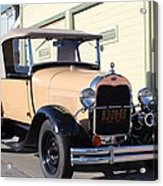 Model A Ford Truck Acrylic Print
