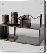 Model Of A Spindle Tool, Anonymous Acrylic Print